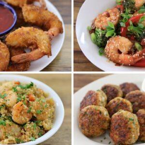 4 Easy Shrimp Recipes