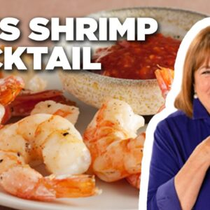 Barefoot Contessa's Roasted Shrimp Cocktail Recipe | Food Network