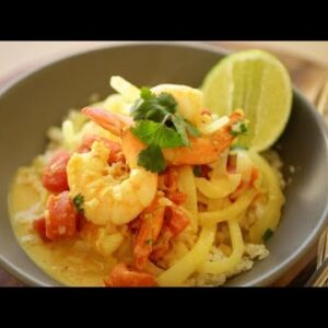Beth's 15-Minute Shrimp Curry (REAL-TIME RECIPE!)