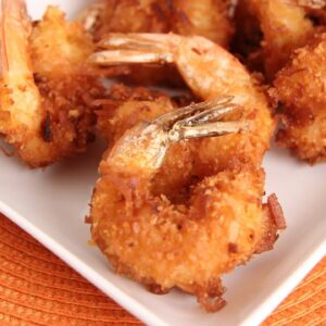 Coconut Shrimp Recipe - Laura Vitale - Laura in the Kitchen Episode 639