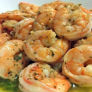 Easy Garlic Shrimp Recipe