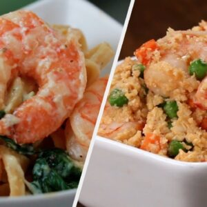 Easy Shrimp Recipes • Tasty Recipes