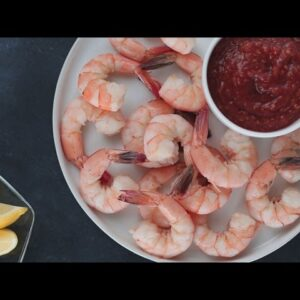 Foolproof Method For Cooking Shrimp