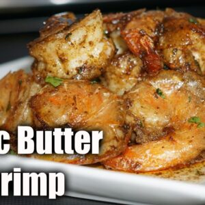 Garlic Shrimp Recipe| Quick & Easy Garlic Shrimp