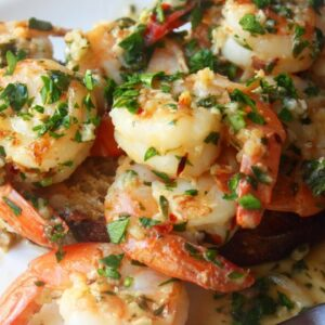 Garlic Shrimp Recipe - Quick & Easy Garlic Shrimp