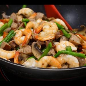 Keto Diet Shrimp Stir Fry - best shrimp low carb keto recipes