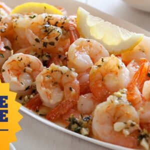 Recipe of the Day: Shrimp Scampi | Food Network