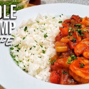 Shrimp Creole Recipe | Southern Cooking