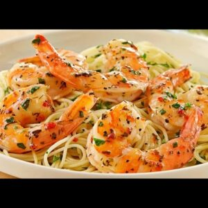 Shrimp Scampi Recipe - How to make Classic Shrimp Scampi