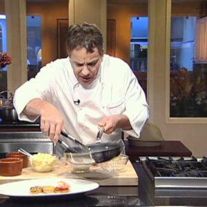 Shrimp with Garlic Sauce by Chef Jean Pierre or Cammarones al Ajillo