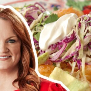 The Pioneer Woman Makes Shrimp Tacos | Food Network